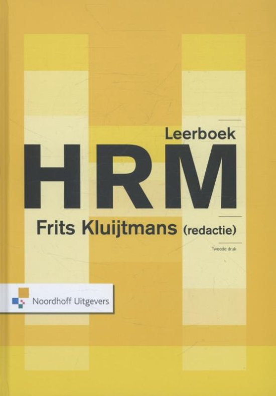 LEERBOEK HRM EPUB