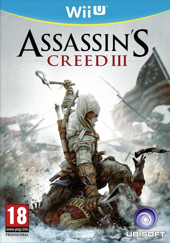 Assassin's Creed 3  Wii U kopen