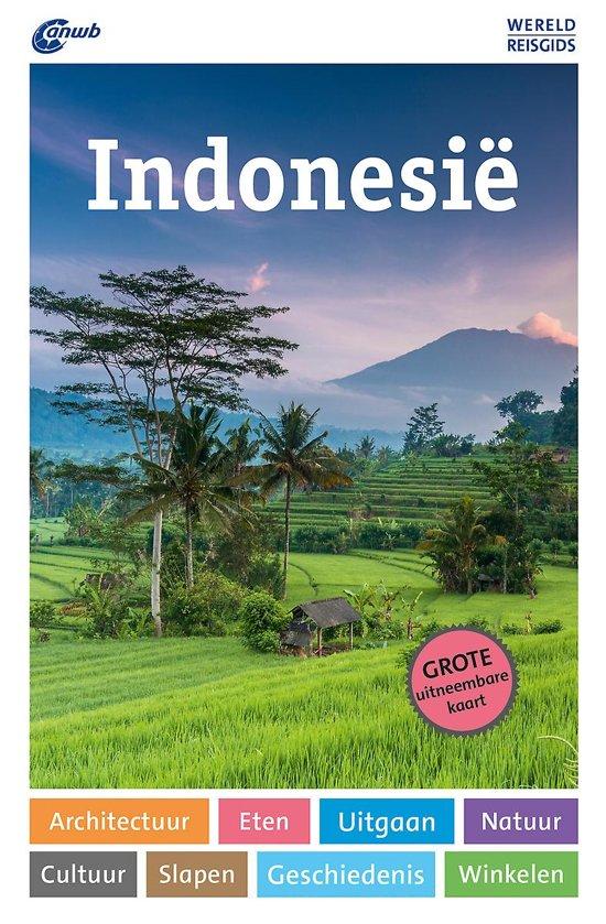 ANWB wereldreisgids - Indonesië