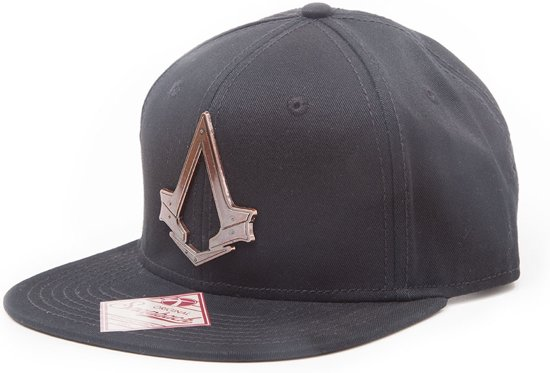 Assassin's Creed Syndicate - Pet - Snapback - Logo Bronze