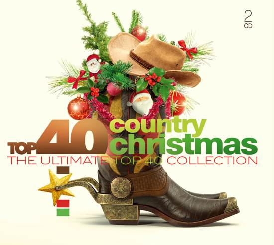 Top 40 - Country Christmas