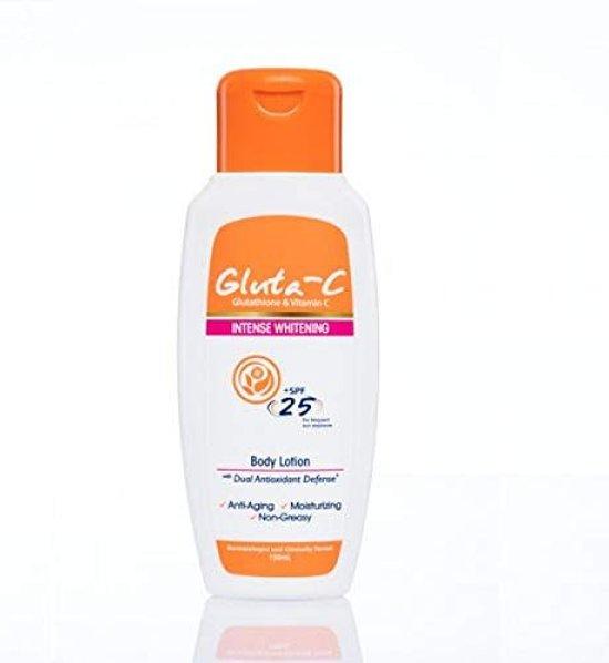 Gluta C Intense whitening Body Lotion