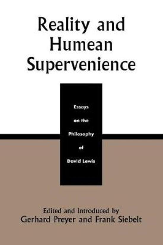 essay new supervenience