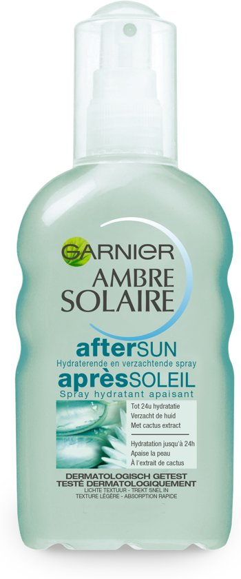 Garnier Aftersun spray - Ambre solaire - 200ml