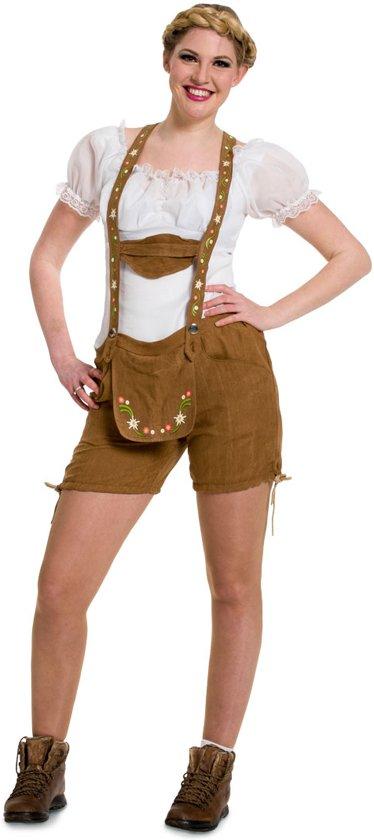 vrouwen lederhosen
