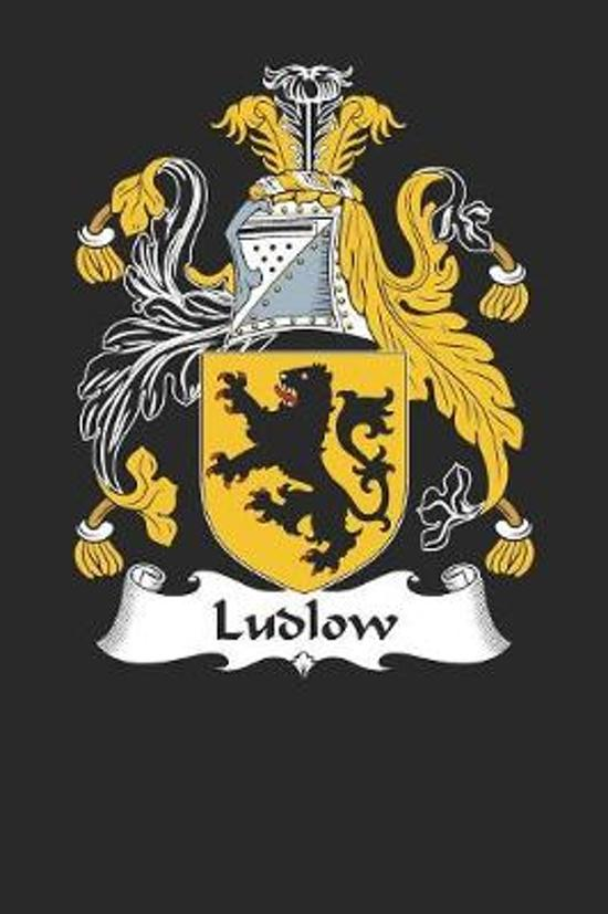 Ludlow: Ludlow Coat of Arms and Family Crest Notebook Journal (6 x 9 - 100 pages)
