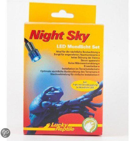 Lucky Reptile Night Sky LED - Mondlichtset