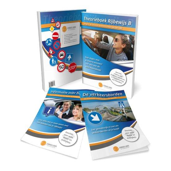 Auto Theorieboek Rijbewijs B Nederland 2020 - Met CBR Informatie en Verkeersborden (NIEUW!)
