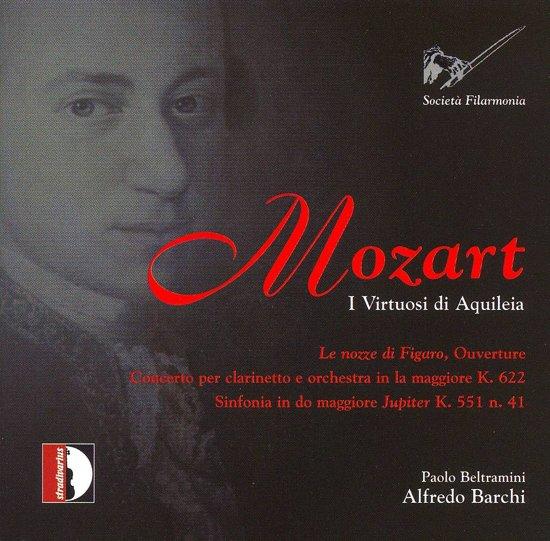 Mozart: Symphonie No. 41, Clarinetc