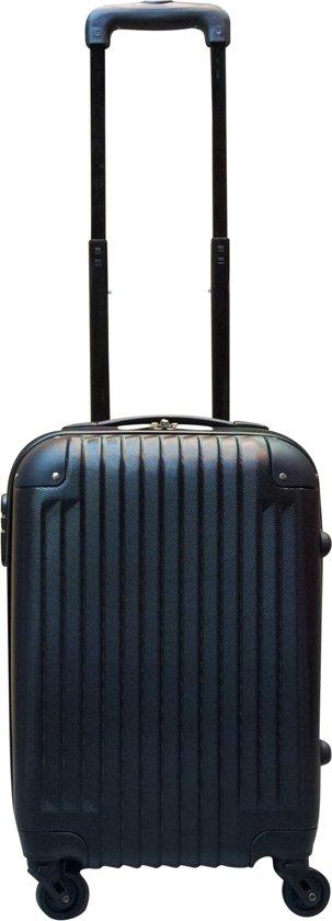 Castillo Seattle - Handbagagekoffer - 50 cm - Zwart