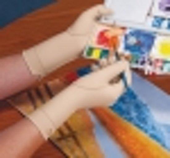 Norco -Oedeemhandschoen hele vinger over de pols -  M links