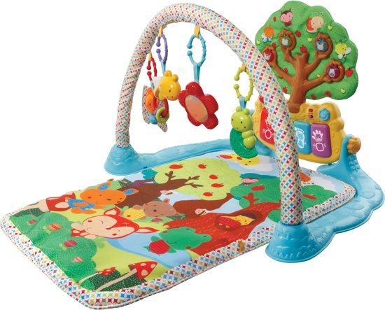 Afbeelding van VTech Baby Dierenvriendjes Speelmat - Interactief Speelkleed speelgoed