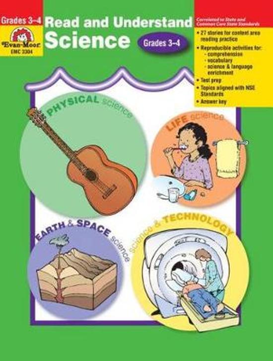 Read & Understand Science Grades 3-4