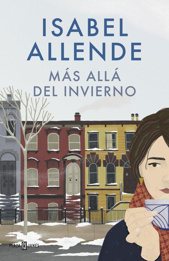 Boek cover Más allá del invierno van Isabel Allende (Onbekend)