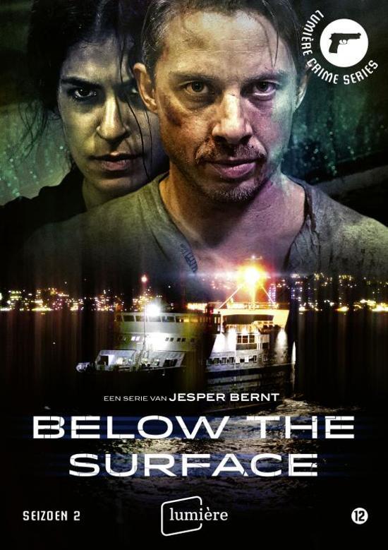 DVD cover van Below The Surface - Seizoen 2