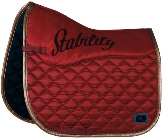Harry's Horse Zadeldek Stability full vz bordeaux