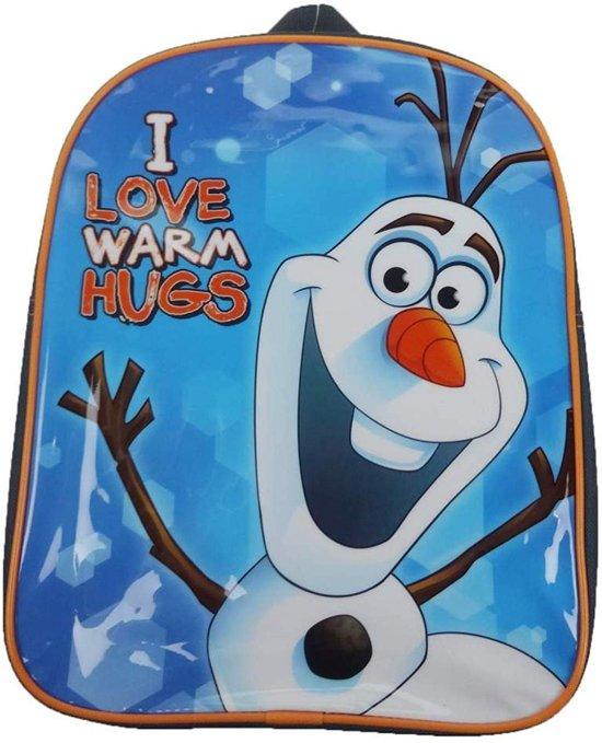 1cb5296d0ee bol.com | Frozen OLAF Rugzak Rugtas School Tas 2-5 Jaar