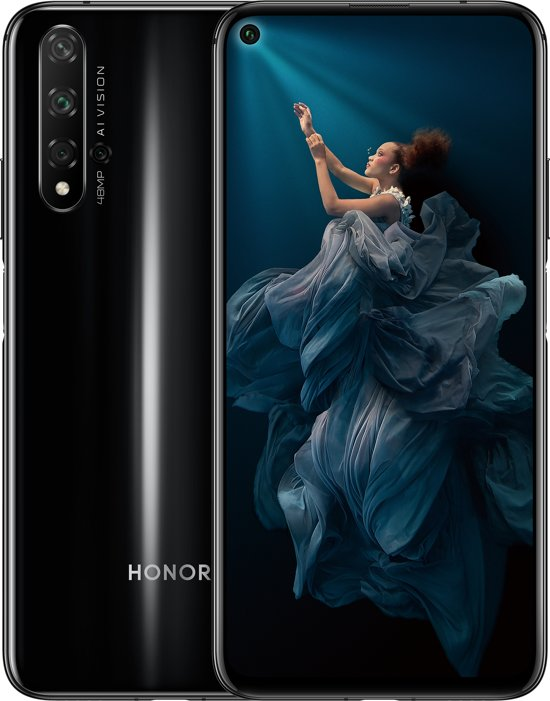 Honor 20 - 128GB - Zwart