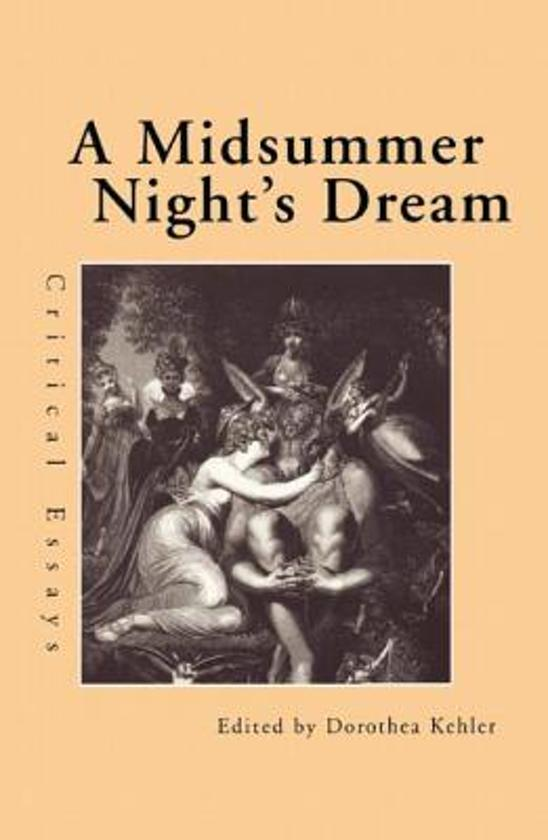 a midsummers night dream analysis Discover the lovers from a midsummer night's dream with a character analysis of helena and demetrius.
