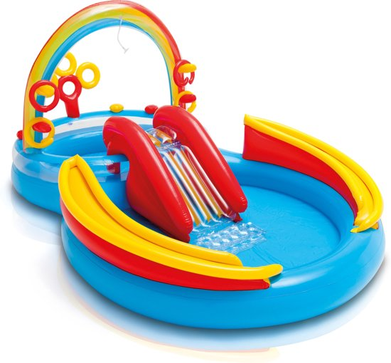 Play Center Rainbow Zwembad