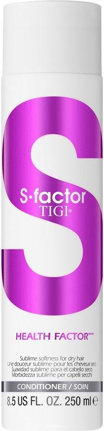 Tigi - S-Factor - Health Factor - Conditioner - 250 ml