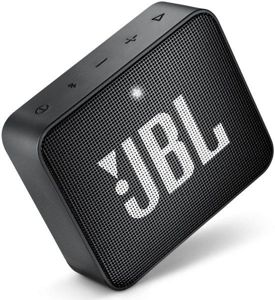 JBL Go 2 Zwart