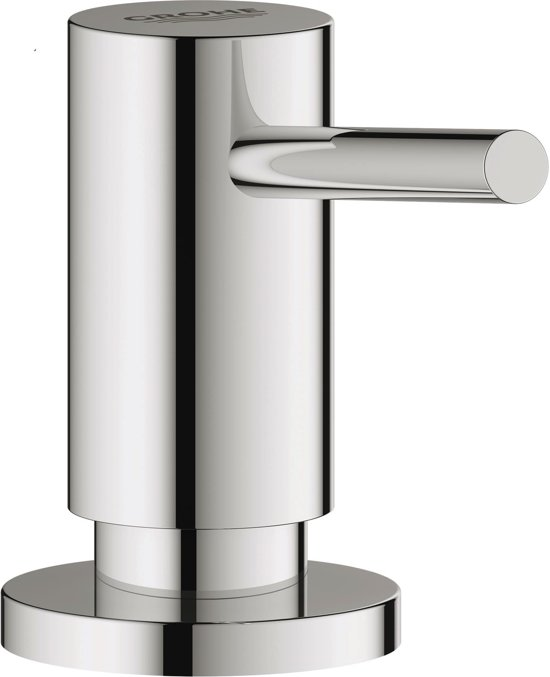 GROHE Cosmopolitan Zeepdispenser - Inbouw - Incl. reservoir 400 ml - Chroom