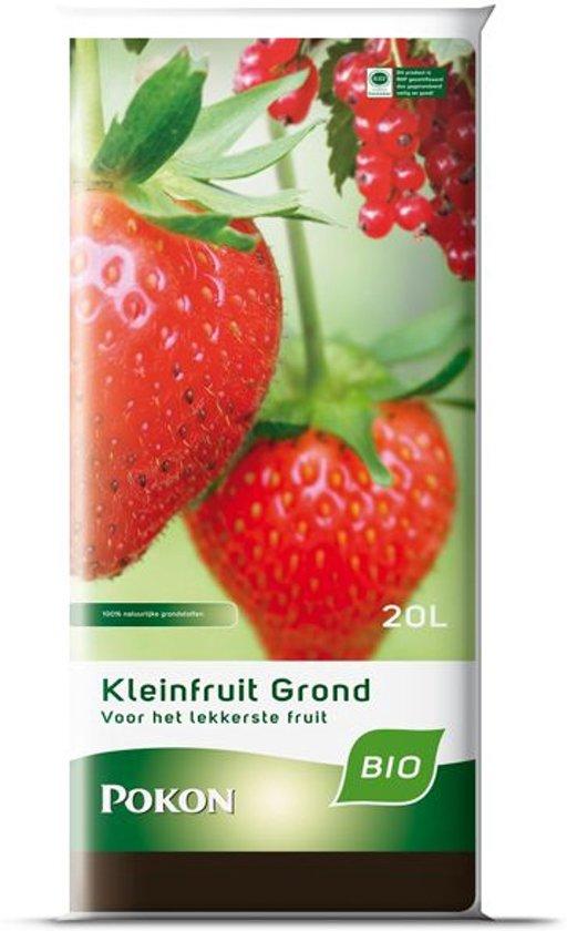 Pokon RHP Bio Kleinfruit Grond - 20L