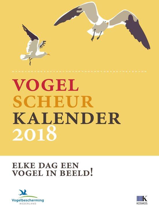 Vogelscheurkalender 2018