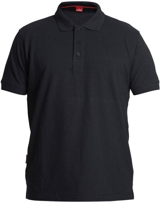 F. Engel 9045-178 Poloshirt Zwart maat L