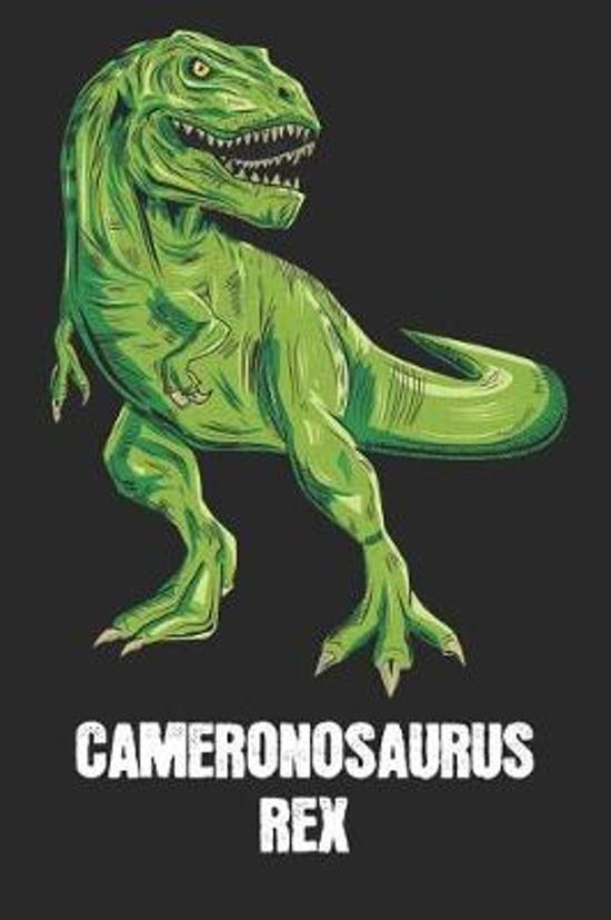 Cameronosaurus Rex
