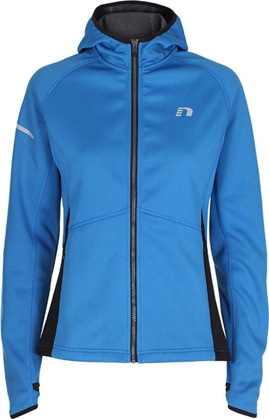 woman base blue Newline Up sportjas maat m Jacket Warm Performance txsChQdr