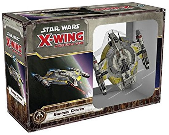 Afbeelding van het spel Star Wars X-Wing Shadow Caster Expansion Pack