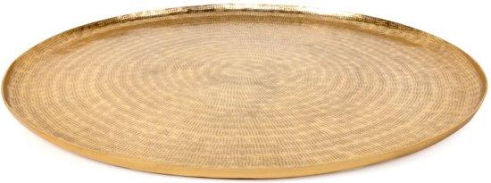 XLBoom Bali - Dienblad medium goud