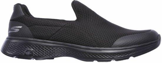 | Skechers Go Walk 4 Incredible 54152 BBK zwart