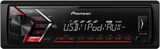 Pioneer MVH-S100UB - Autoradio met AUX en USB