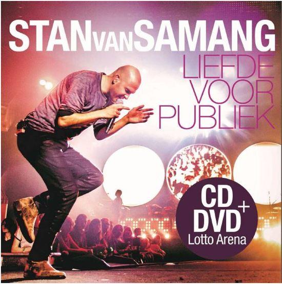 Liefde Voor Publiek (Met Dvd)