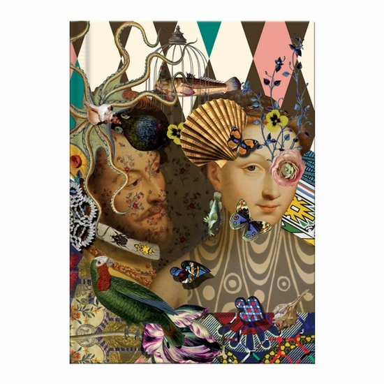 Christian Lacroix Curiosities B5 10 X 7 Hardcover Journal