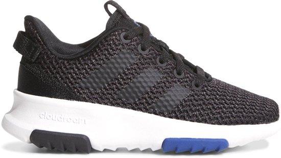 adidas Cloudfoam Racer Kids Sneakers Schoenen zwart 36 23