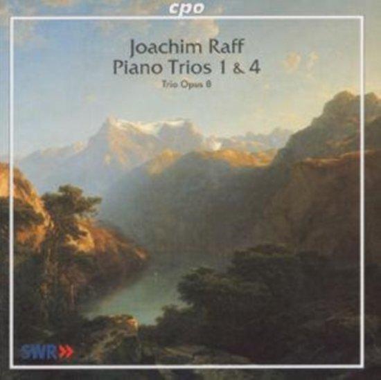 Raff: Piano Trios nos 1 & 4 / Trio Opus 8