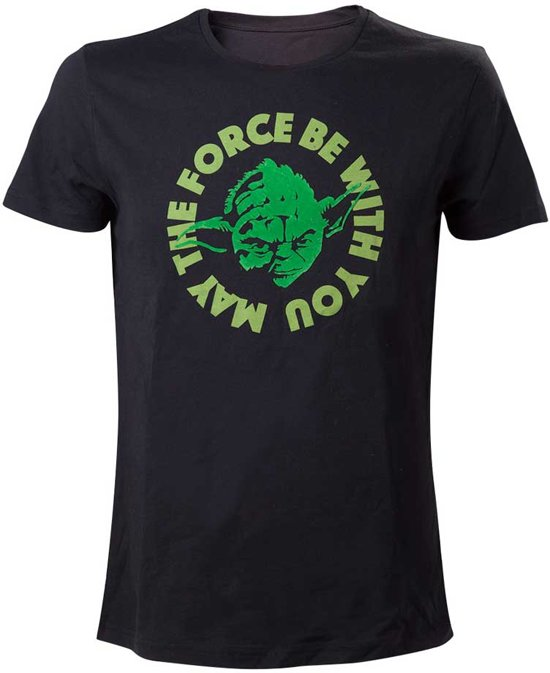 Bolcom Star Wars Shirt May The Force Be With You L