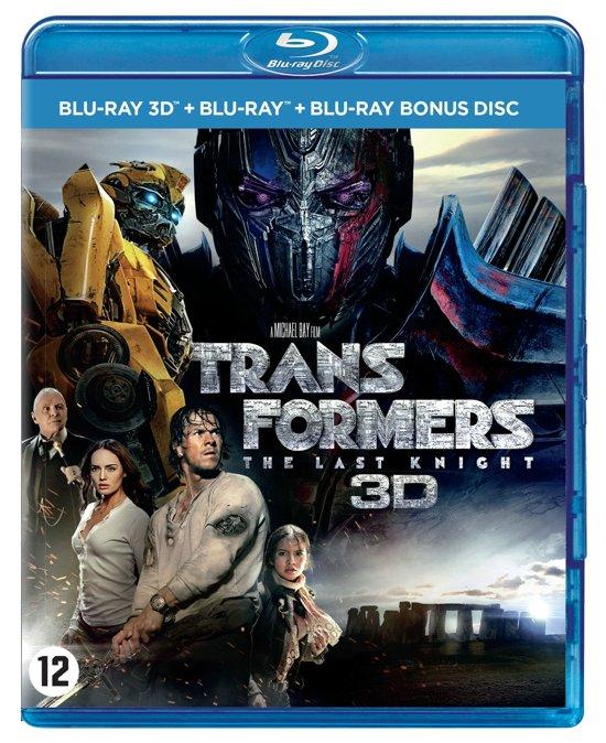 Transformers 5 : The Last Knight (3D Blu-ray)