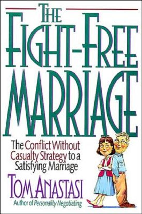 The Fight-Free Marriage