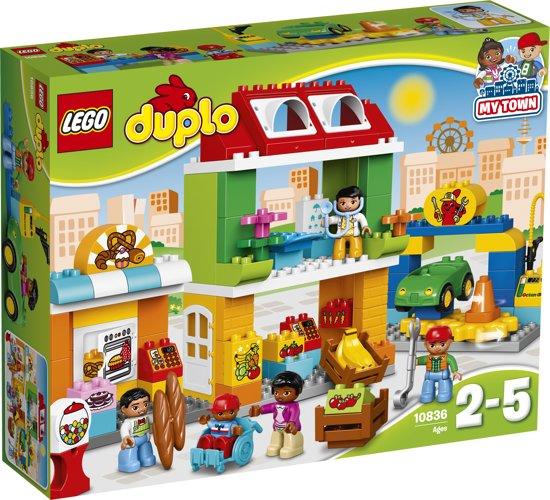 LEGO DUPLO Stadsplein - 10836
