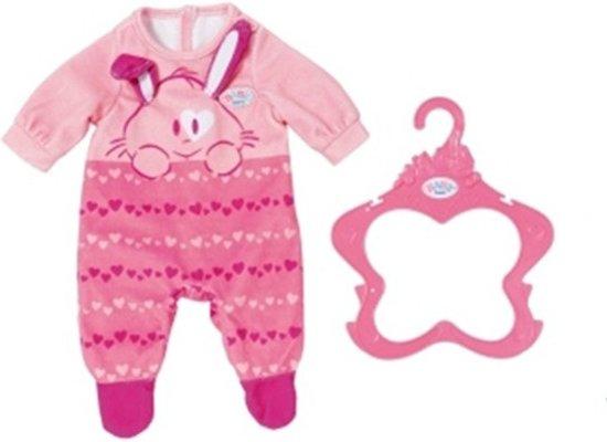 Baby Born Kledingset 2-delig Roze 43 Cm