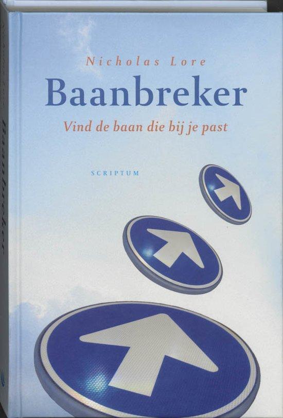 Baanbreker
