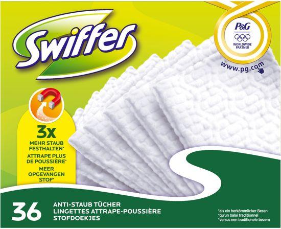 Swiffer Sweeper Vloerdoekjes - 36 navullingen