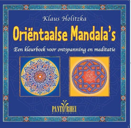Mandala Kleurplaten Boek.Bol Com Orientaalse Mandala S Klaus Holitzka