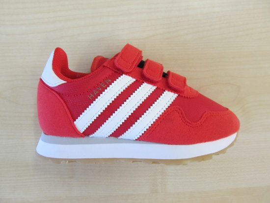 Adidas haven cf c rood wit by9484 b3e670ae37d