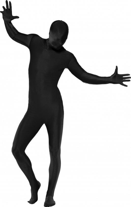 Second skin pak zwart 48-50 (m)